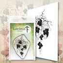 Lavinia - Clear Stamp - Vine Flourish
